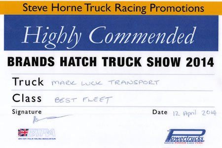 steve horne truck racing promotions