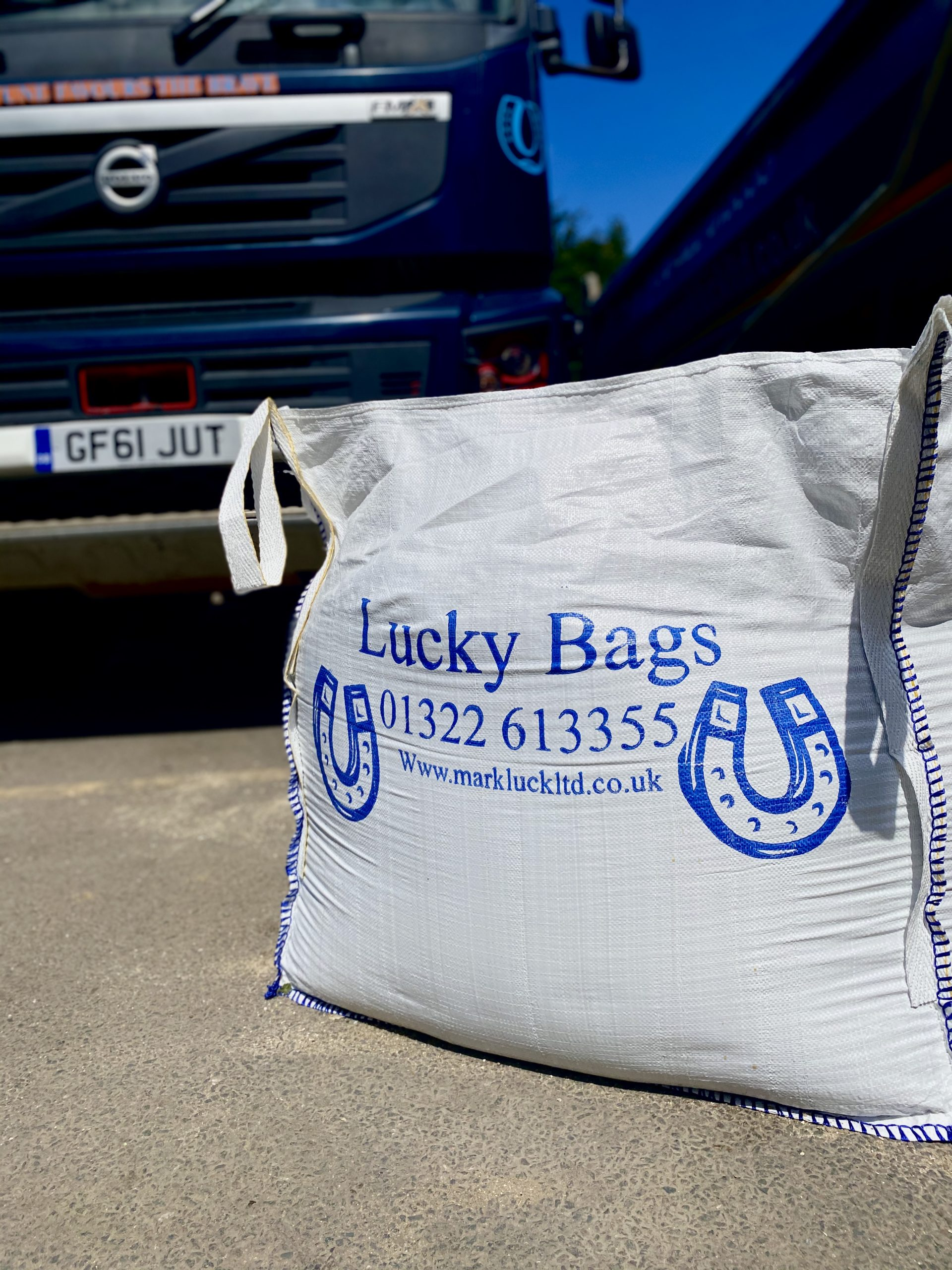 lucky bags supply